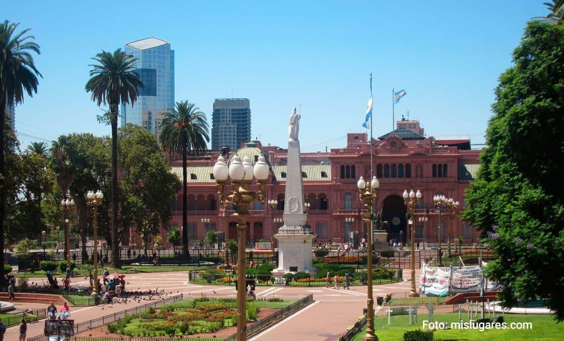 Plaza de Mayo, Buenos Aires - Foto: mislugares.com