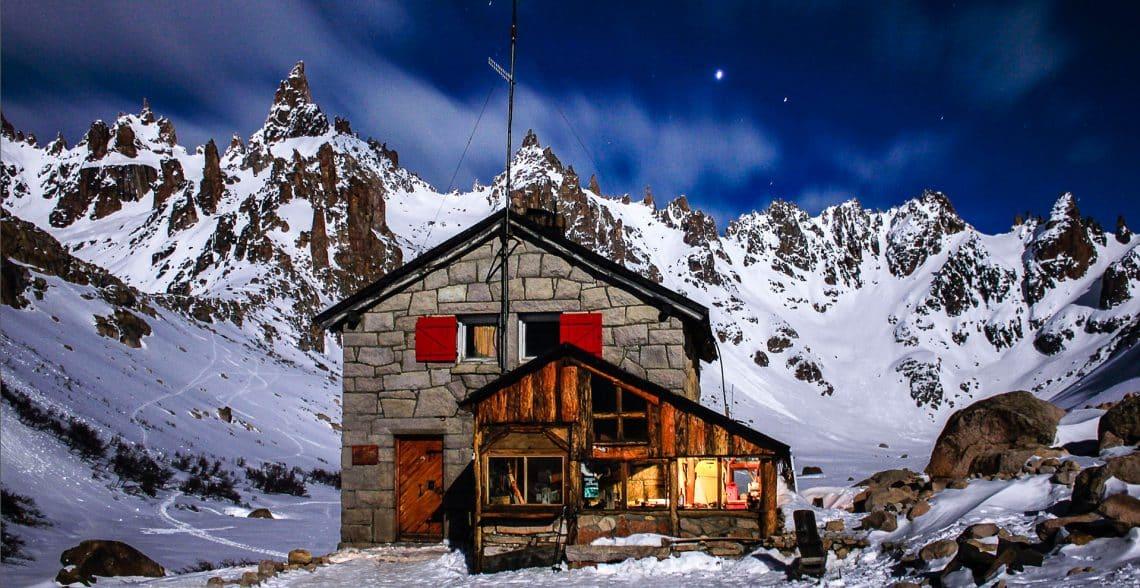 Refugio Frey, Cerro Catedral, Bariloche