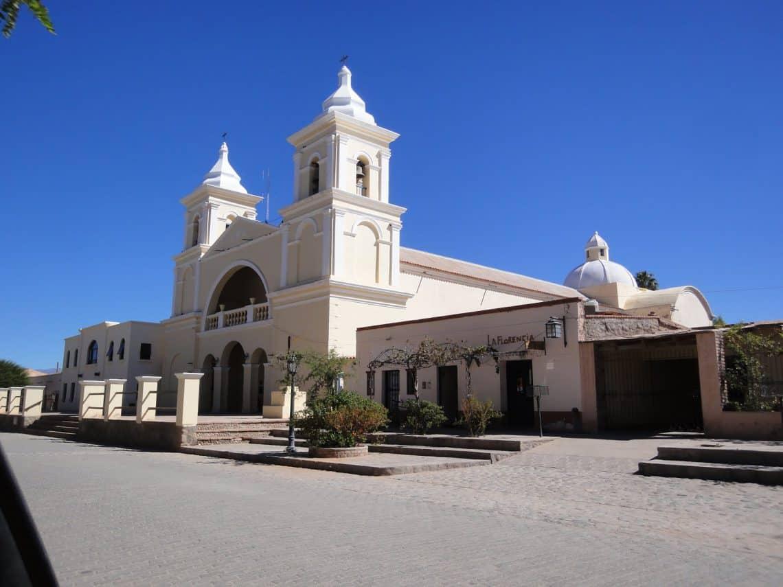Iglesia de San Carlos Borromeo, Animaná - navelinopablo