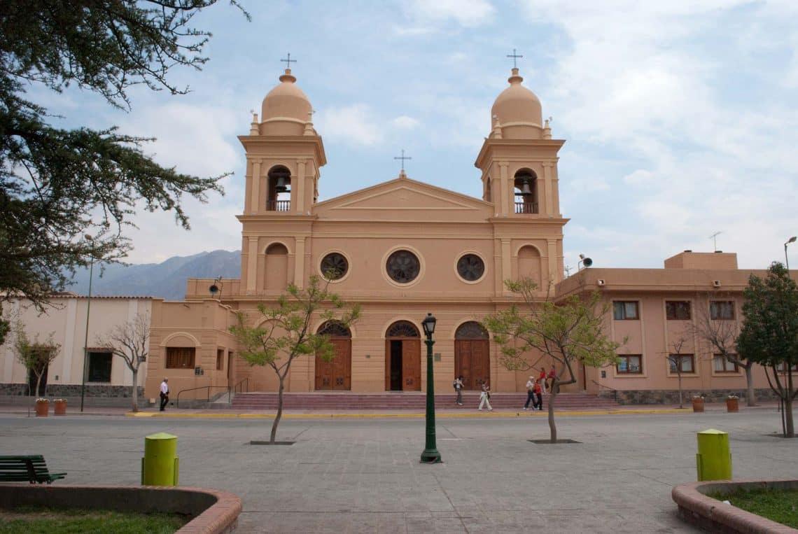 Iglesia Catedral de Nuestra Señora del Rosario de Cafayate