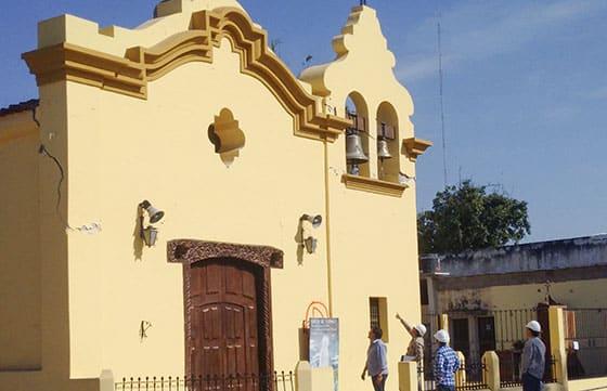 iglesia San Francisco Solano, El Galpón, Salta