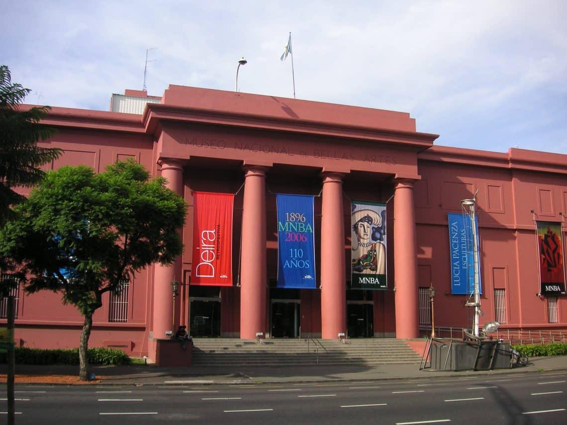 Museo de Bellas Artes, Ciudad de Buenos Aires