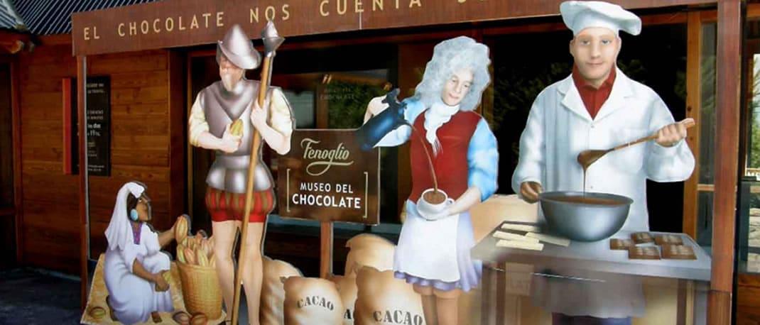 Museo del Chocolate Fenoglio, Bariloche