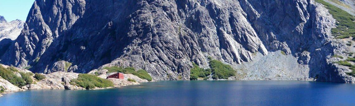 Refugio Italia Manfredo Segre - Laguna Negra