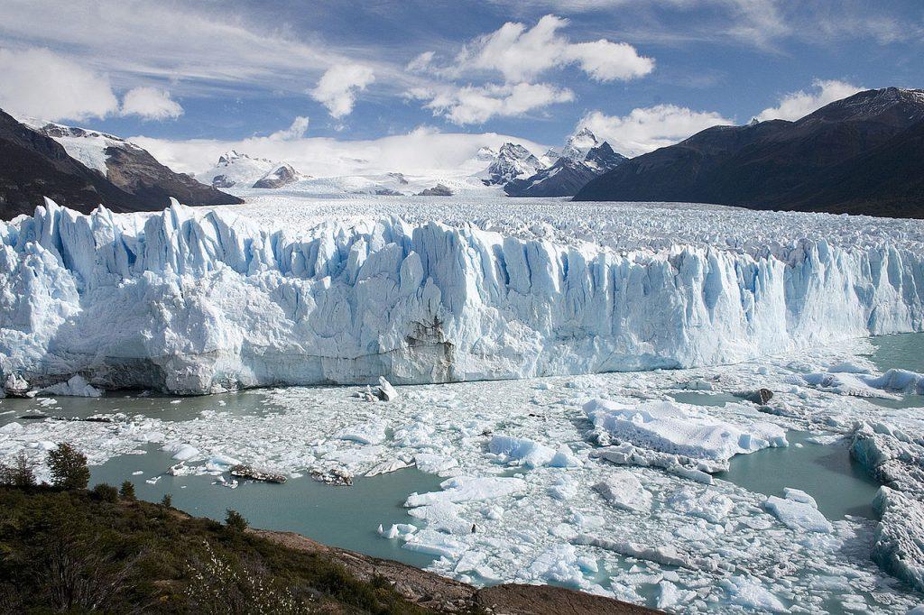 Glaciar Perito Moreno, Parque Nacional Los Glaciares, Santa Cruz, Argentina