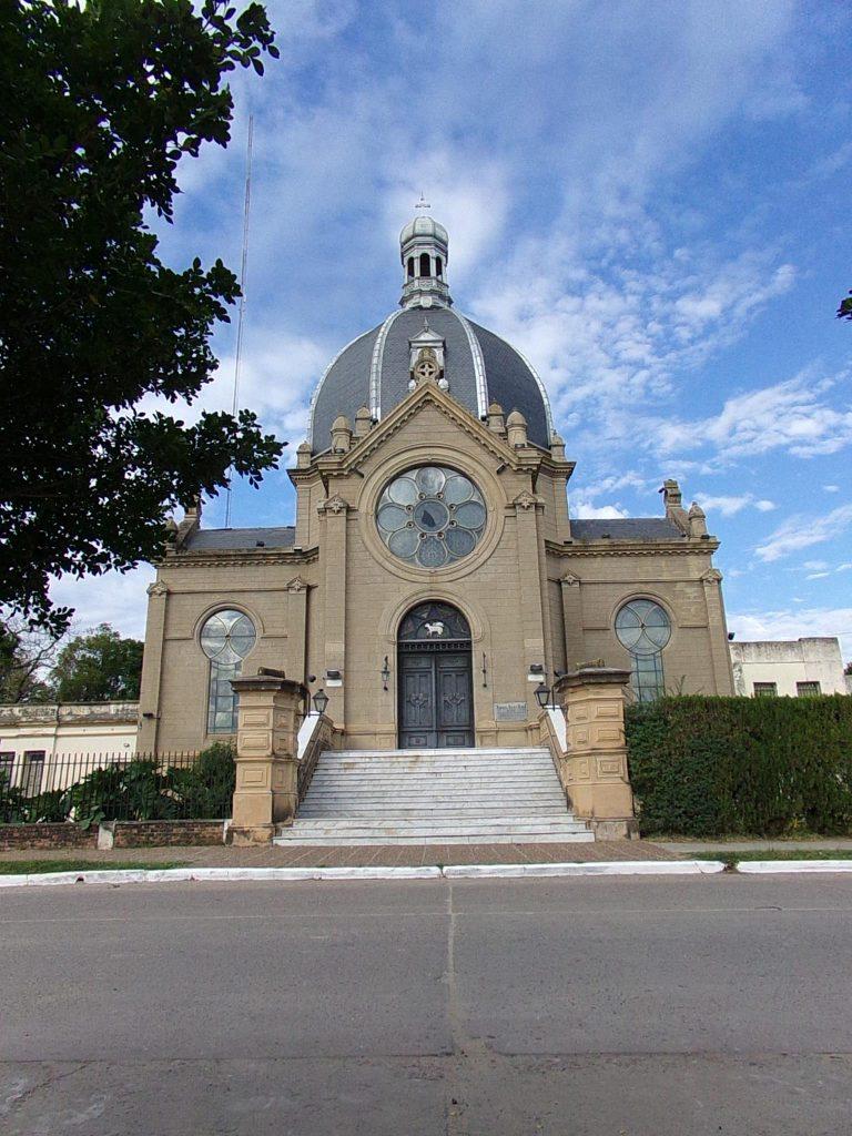Iglesia la Rotonda, Goya Corrientes