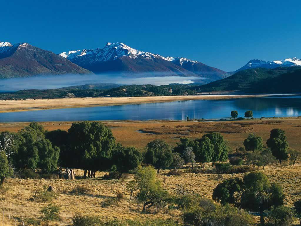 Camino de Esquel a Trevelin, Chubut