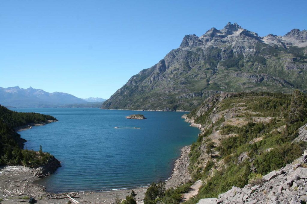 Lago Amutui Quimei