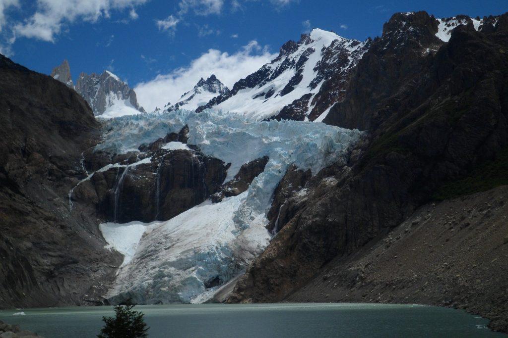 Glaciar Piedras Blancas, Santa Cruz