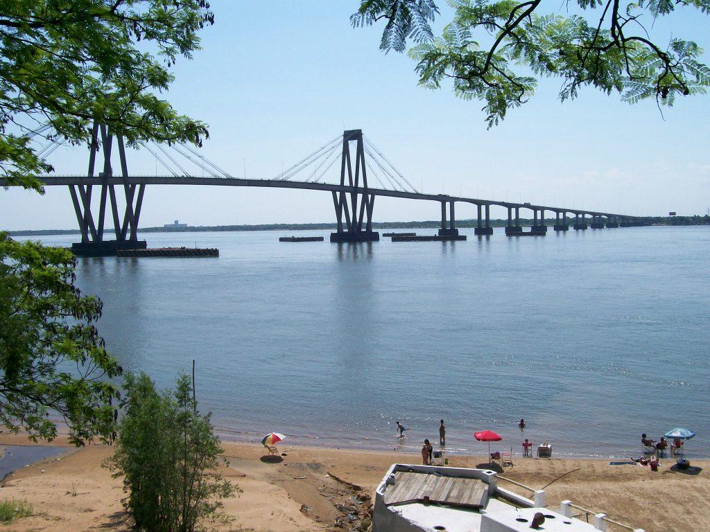 Puente General Manuel Belgrano, Corrientes