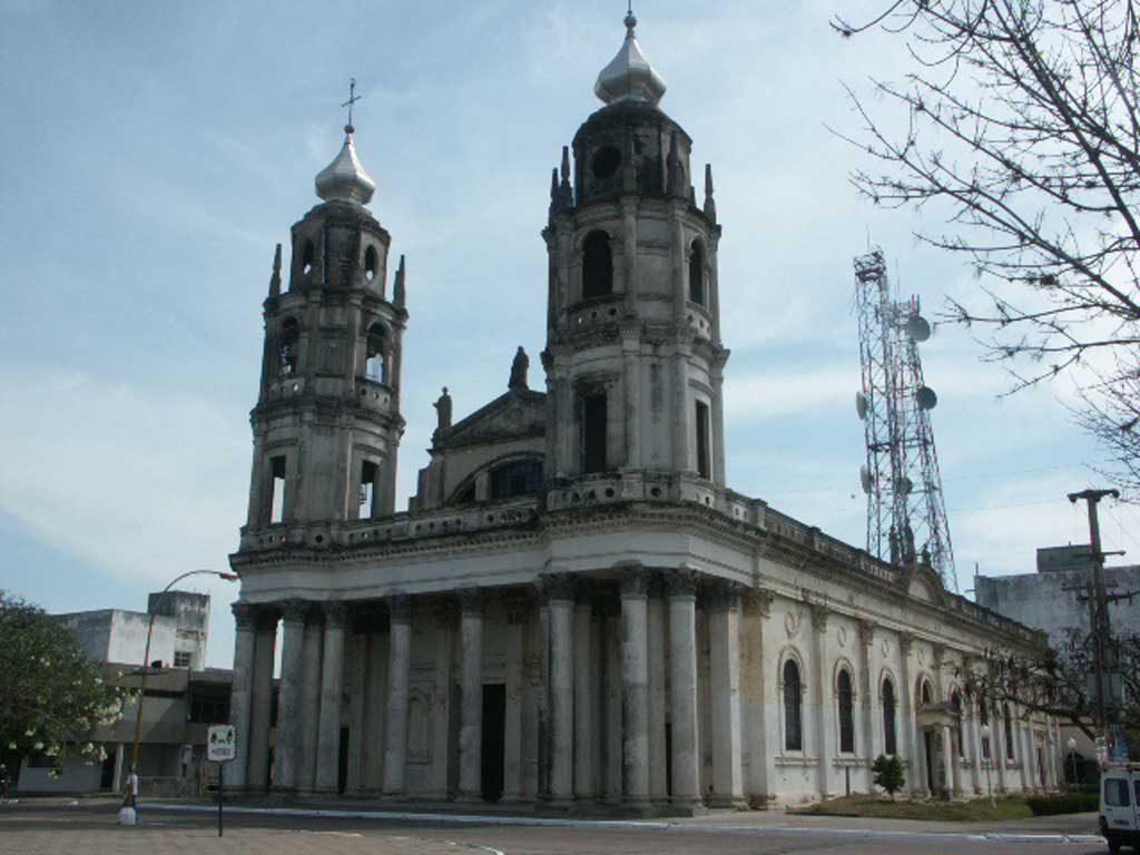 Catedral Nuestra Señora del Rosario de Goya, Corrientes