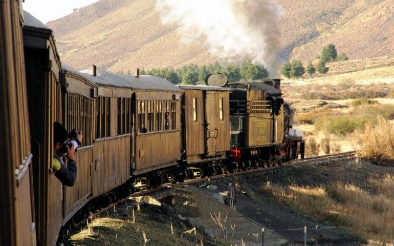 La Trochita, el viejo expreso patagónico