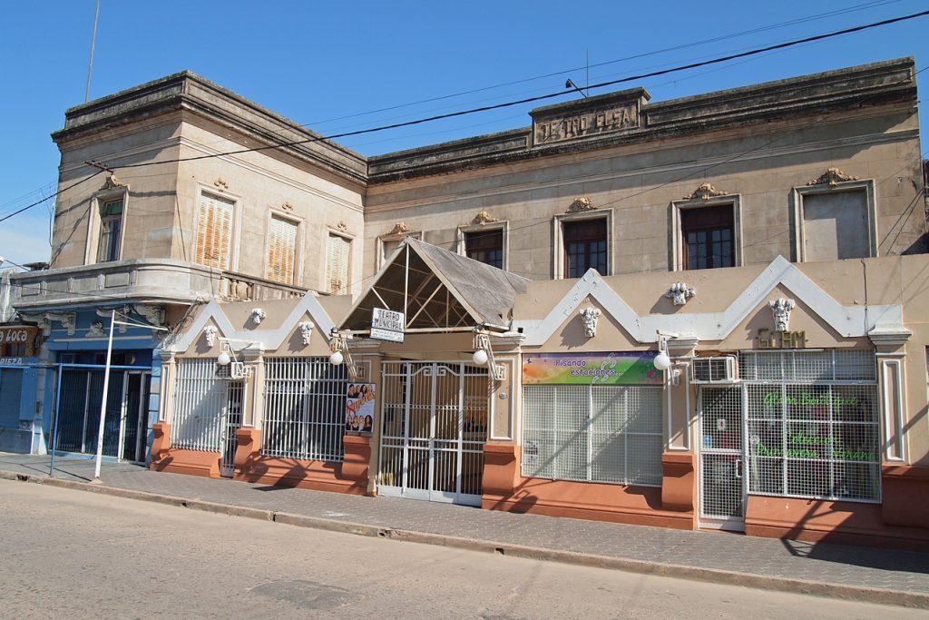 Teatro Municipal Solari de Goya, Corrientes
