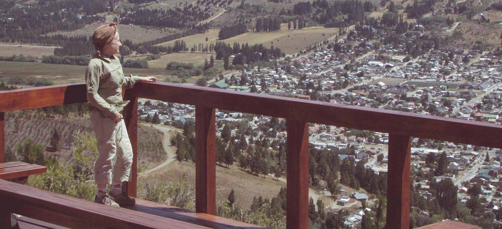 Mirador Cerro La Cruz, Esquel