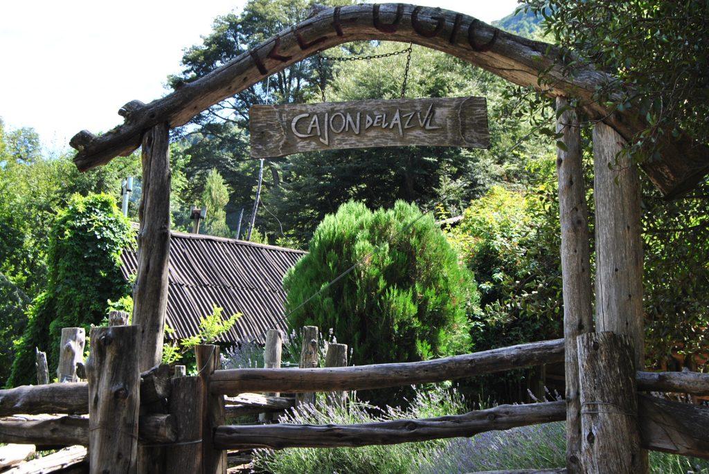 Refugio Cajón del Azul, El Bolsón, Río Negro