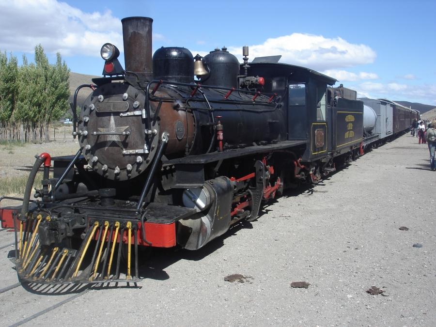 La Trochita, El Bolsón