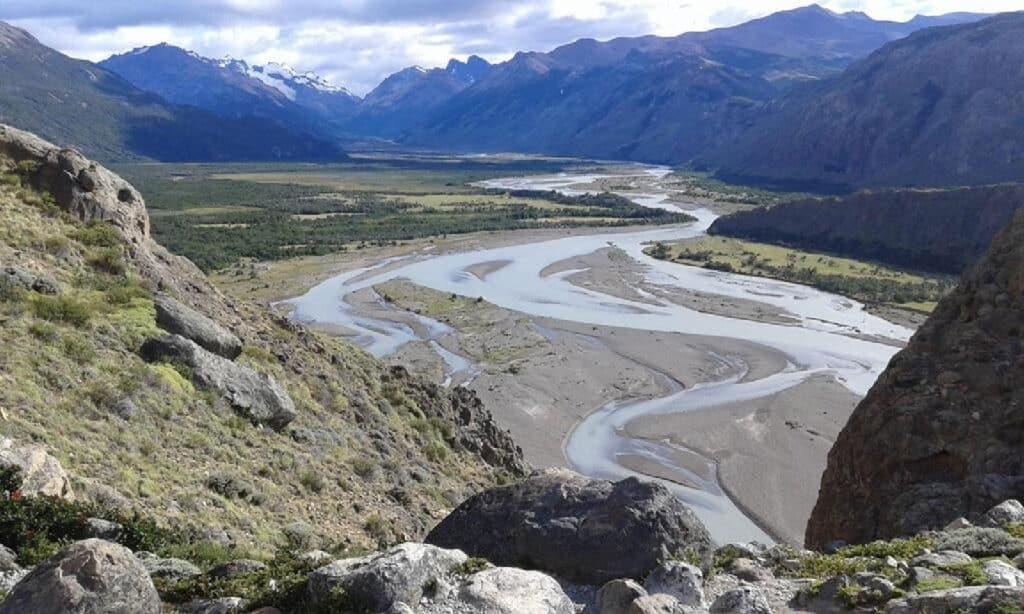 Mirador del Río Vueltas, El Chaltén
