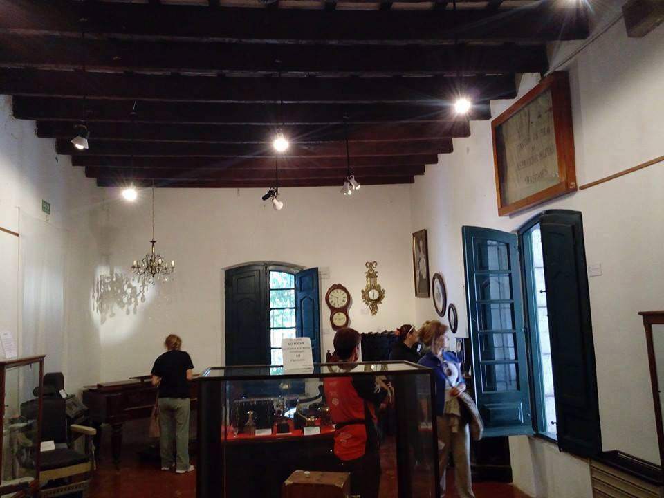 Museo Pampeano Chascomús, vista interior