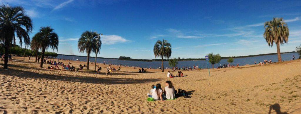 Playa de Colón, Entre Ríos