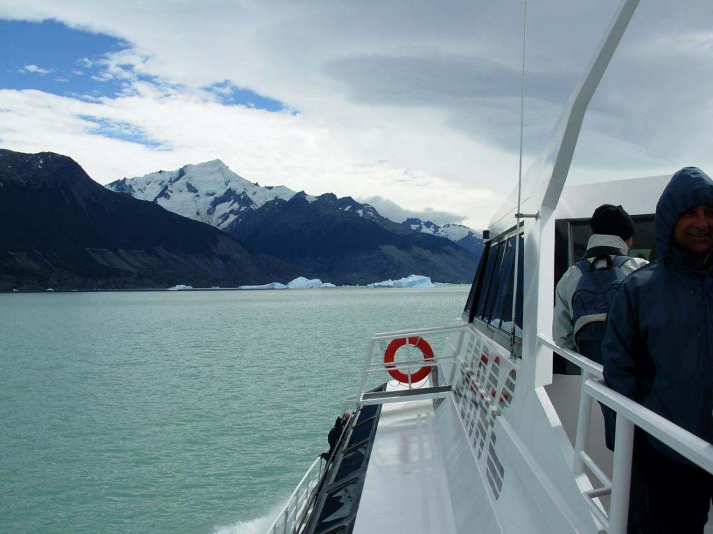 Safari Nautico a los Glaciares