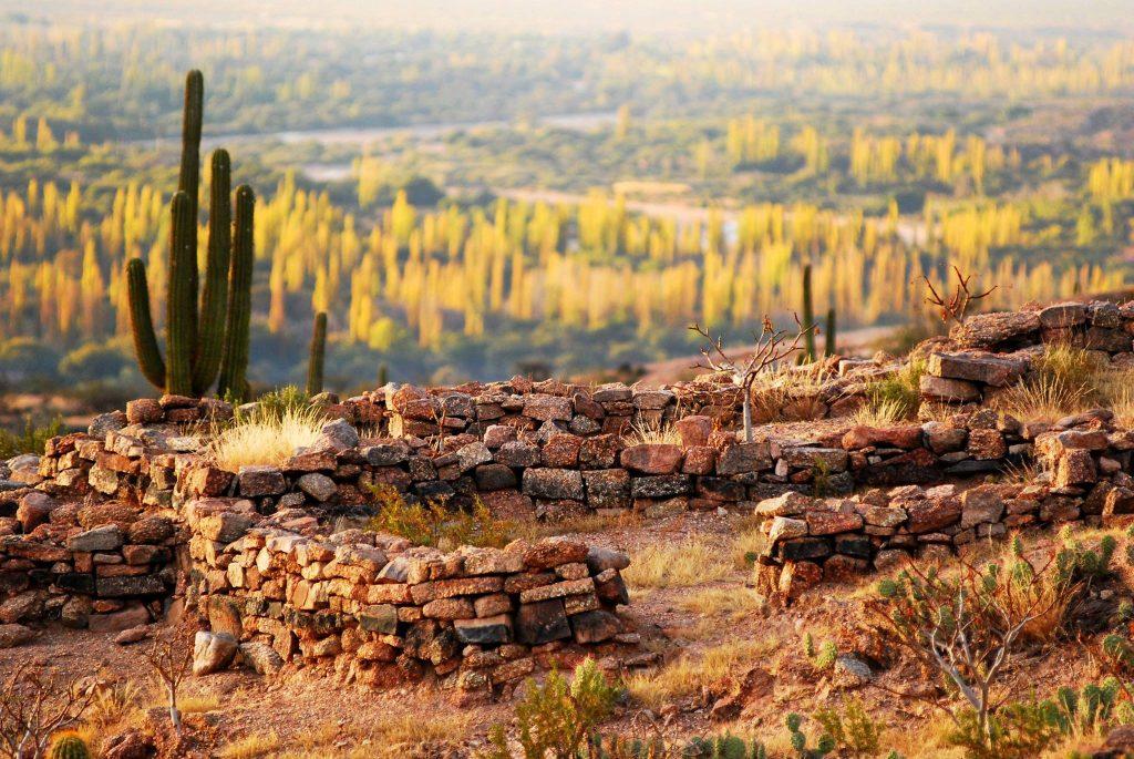 Sitio Arqueológico de Hualco, La Rioja