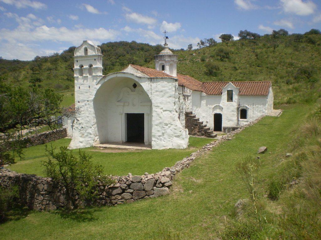 Capilla de Candonga, provincia de Córdoba