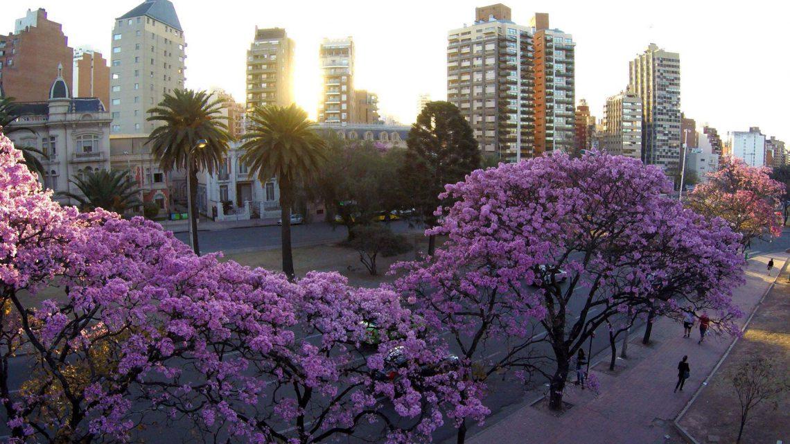 Parque Sarmiento de la Ciudad de Córdoba