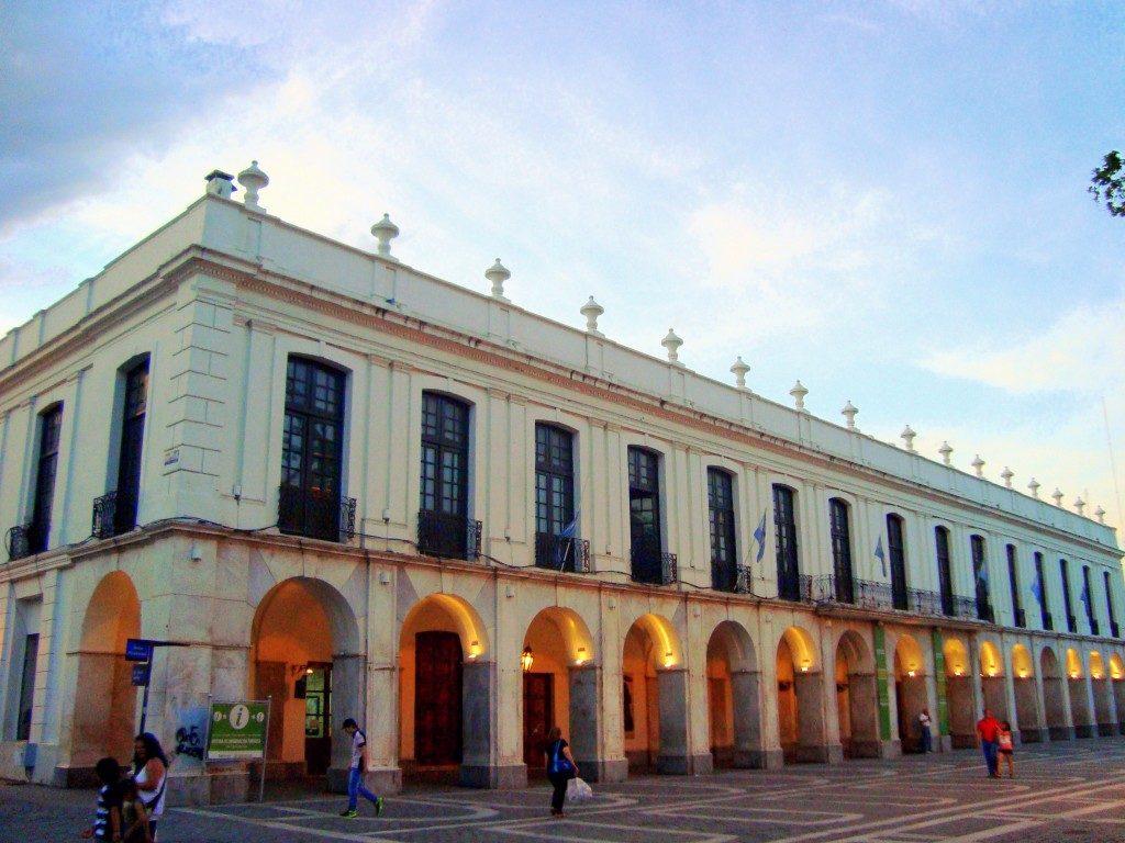 Cabildo de la ciudad de Córodba