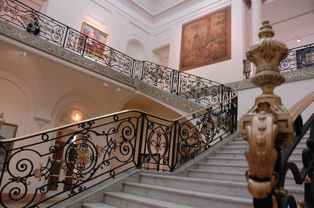 Museo Superior de Bellas Artes Evita - Palacio Ferreyra de la ciudad de Córdoba
