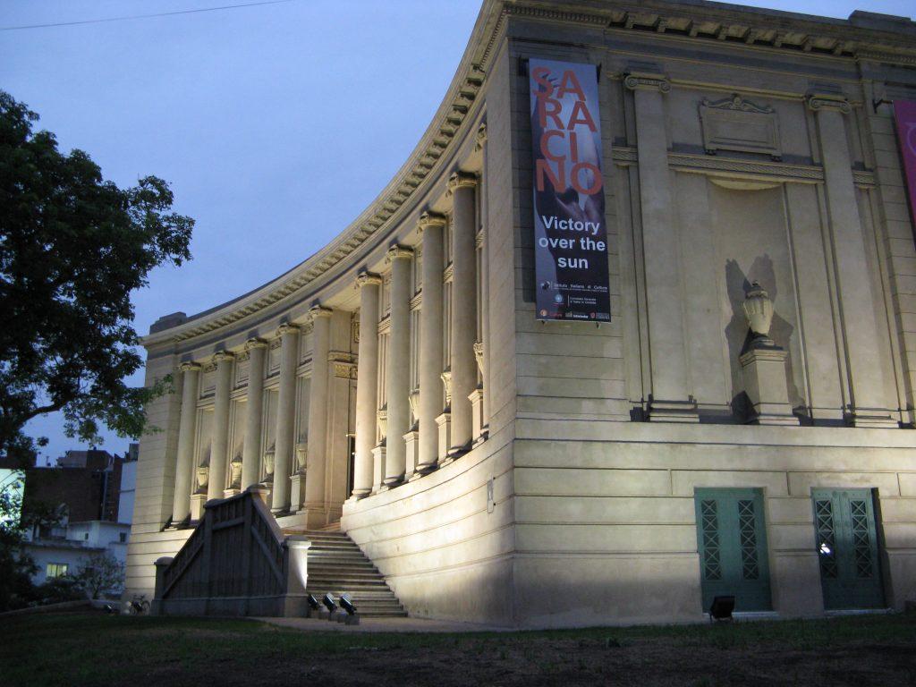 Museo Caraffa (MEC) de la Ciudad de Córdoba