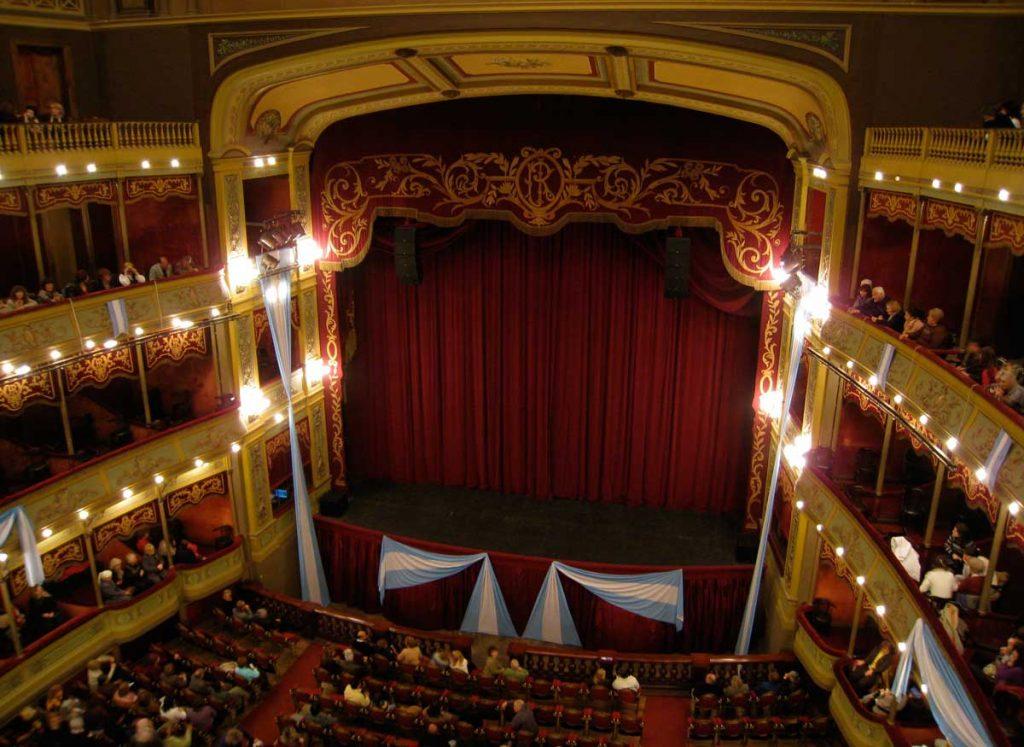 Teatro Libertador, Ciudad de Córdoba