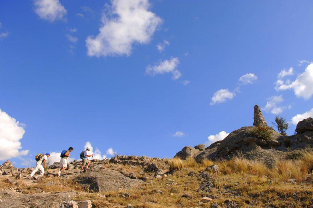 Ascenso al Cerro Wank, Trekking en La Cumbrecita, Córdoba
