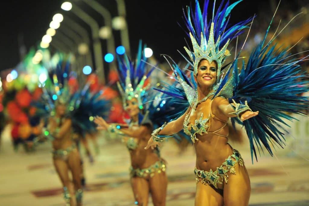 carnaval de gualeguaychú, Entre Ríos