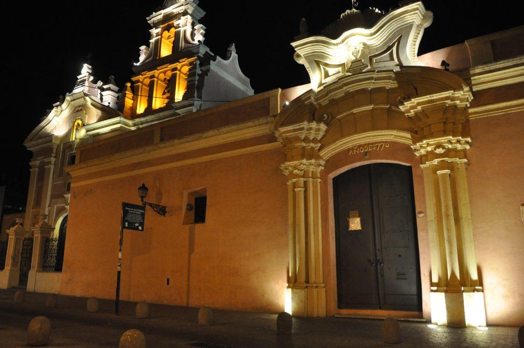 Museo de Arte Religioso Juan de Tejeda de la ciudad de Córdoba
