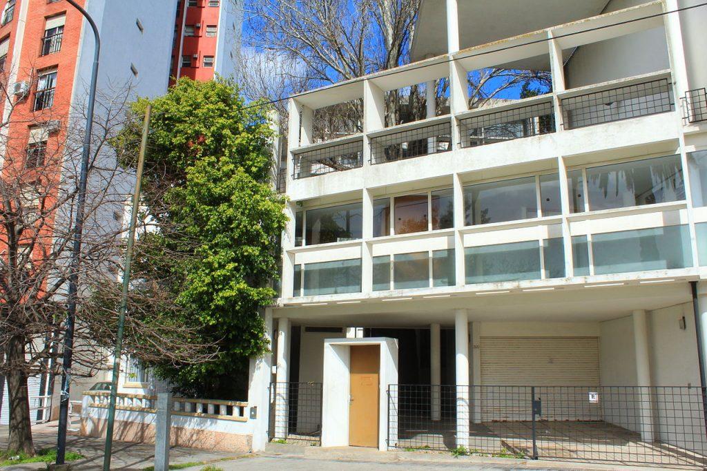 Casa Curutchet, Le Corbusier, Ciudad de La Plata, Argentina
