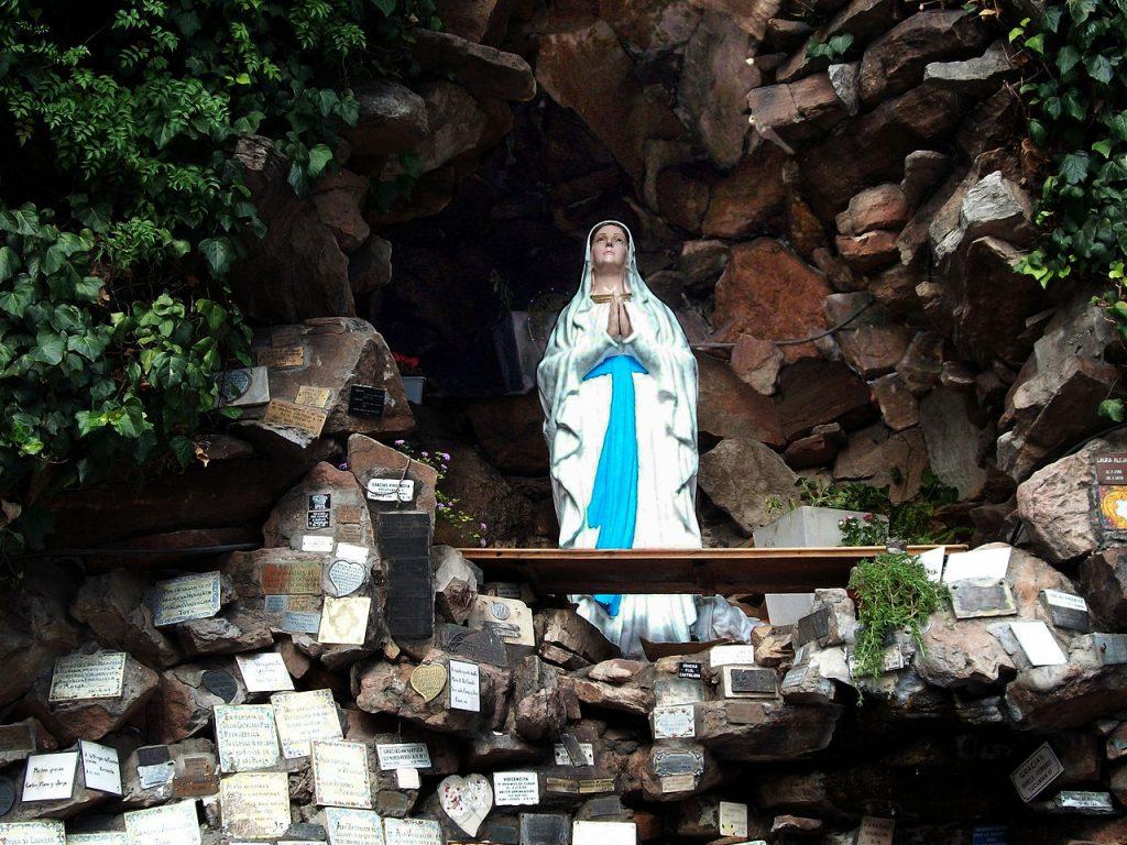 Gruta de Lourdes de Mar del Plata