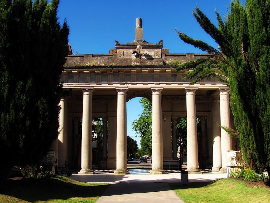 Cementerio de la loma, Mar del Plata
