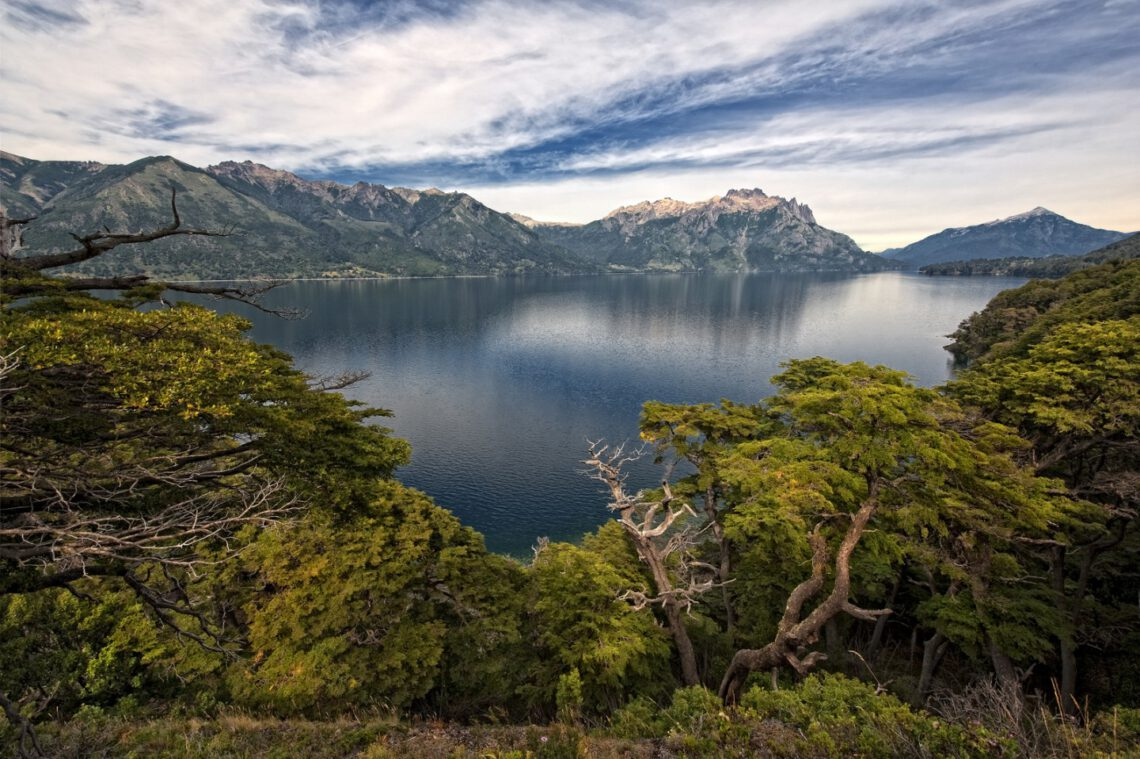 Huechulafquen. Parque Nacional Lanín - foto: neuquentur.gob.ar
