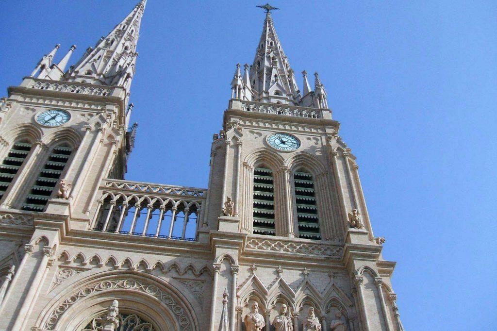 Torres de la Basílica de Luján