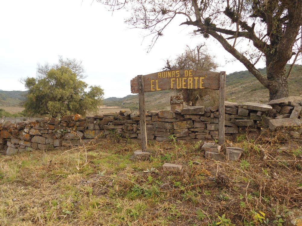 Ruinas El Fuerte, Jujuy