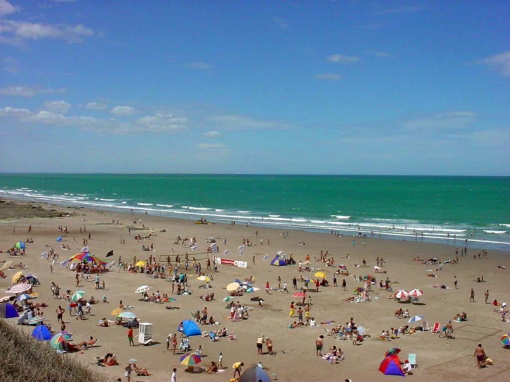 Playa de Las Grutas, Río Negro