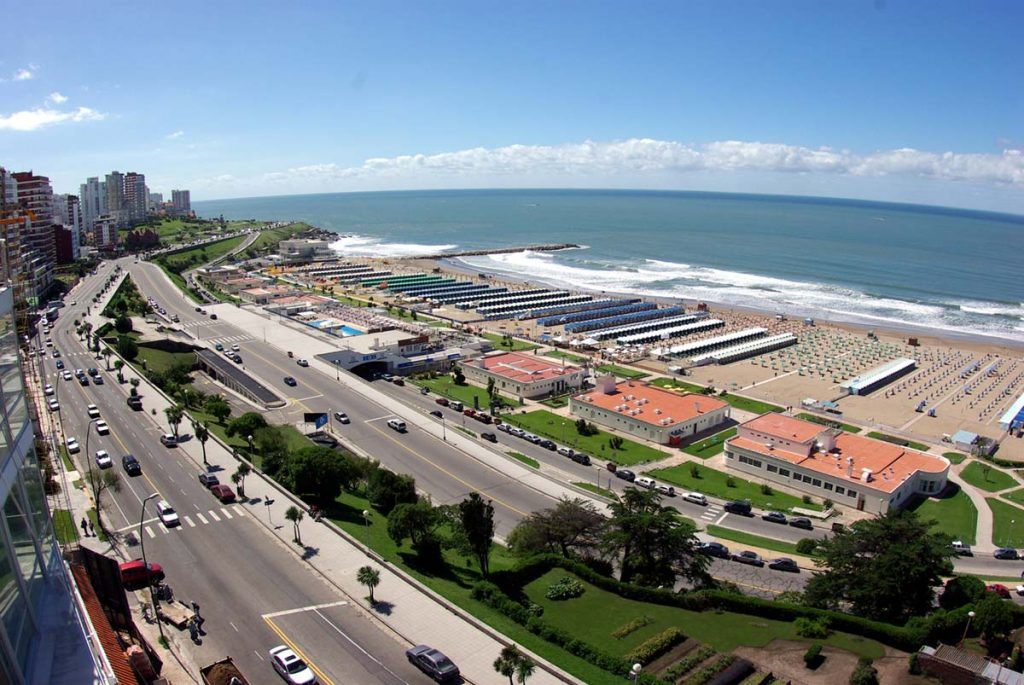 Playa Grande, Mar del Plata