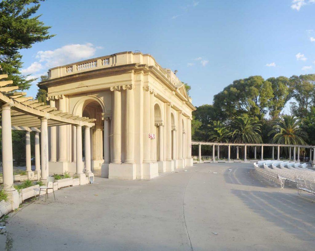 Teatro del Lago Anfiteatro, ciudad de La Plata - misterioslaplata