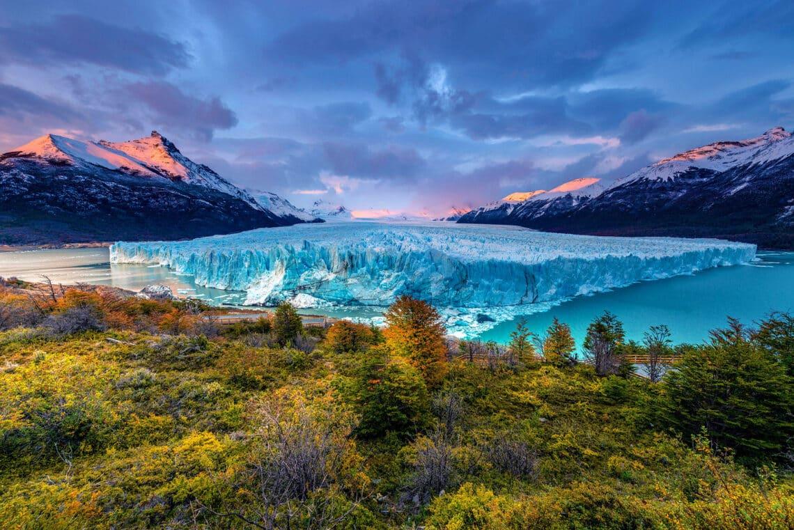 Glaciares - Glaciar Perito Moreno - foto: Lonely Planet
