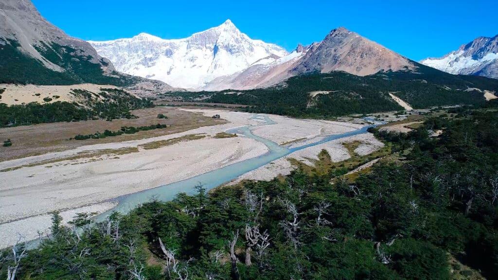 Parque Nacional Perito Moreno, Santa Cruz