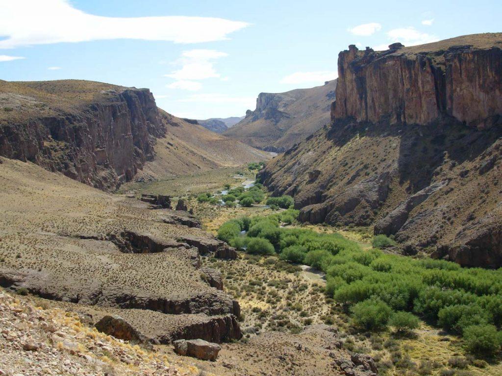 Cueva de las Manos, Río Pinturas, Santa Cruz . Chababo