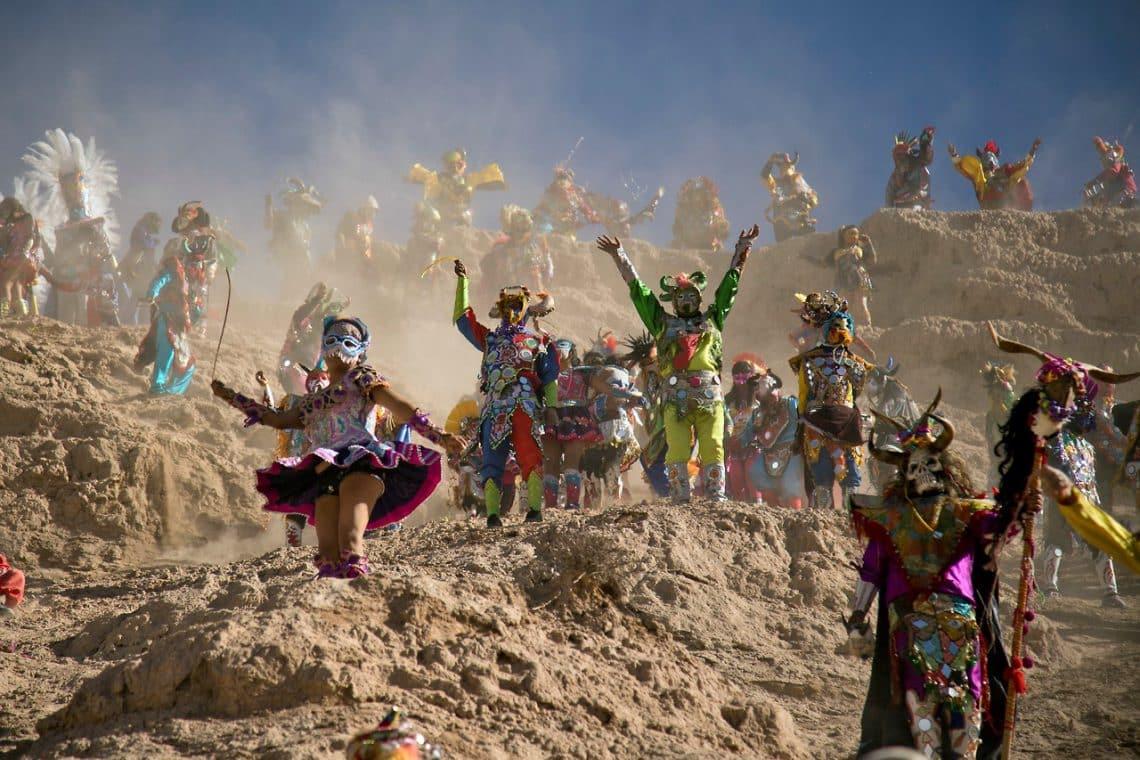 Carnaval de Jujuy - foto: Clarin HD