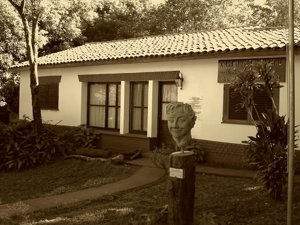 """Casa Museo """"El ángel de la selva"""", Puerto Iguazú, Misiones"""