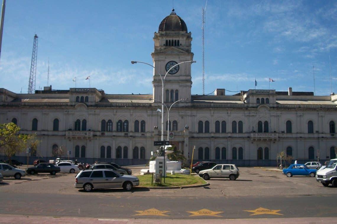 Casa de Gobierno de Entre Ríos, Paraná
