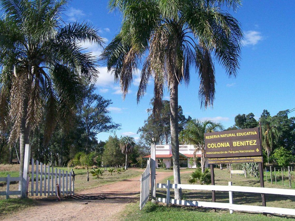 Reserva Natural Educativa Colonia Benítez, Chaco